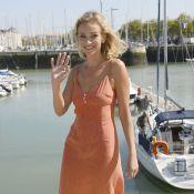 Claire Borotra et Michèle Laroque : Ravissantes héroïnes face à l'océan