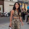 Ayem Nour - La Vogue Fashion Night Out 2014 de Paris, le 16 septembre 2014. Cet événement est l'occasion pour les prestigieuses Maisons de Couture de célébrer la rentrée et présenter leurs nouvelles collections.