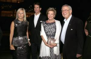 Constantin et Anne-Marie de Grèce, 50 ans de mariage: Royale réunion de famille!