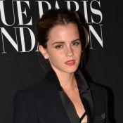 Emma Watson : Honorée à 24 ans au côté du puissant Robert Downey Jr.