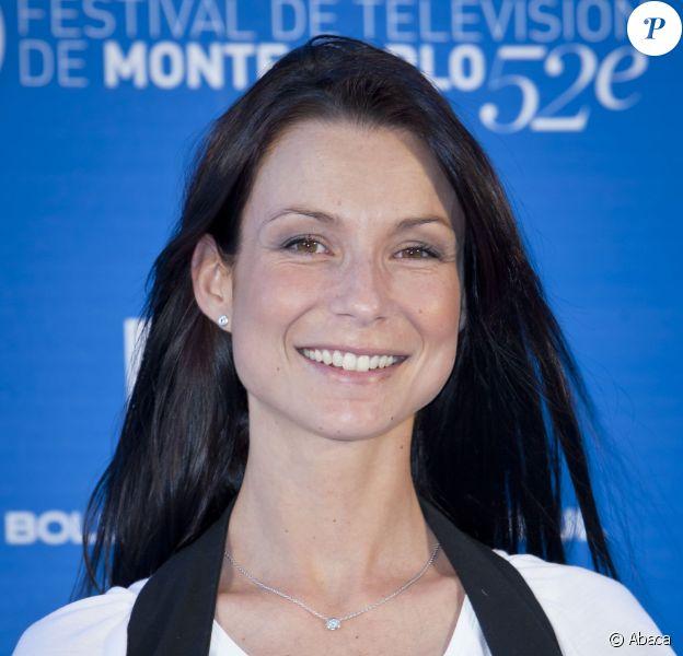 Jennifer Lauret à Monaco en juin 2012.