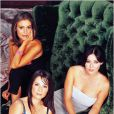 Alyssa Milano, Holly Marie Combs et Shannen Doherty dans Charmed