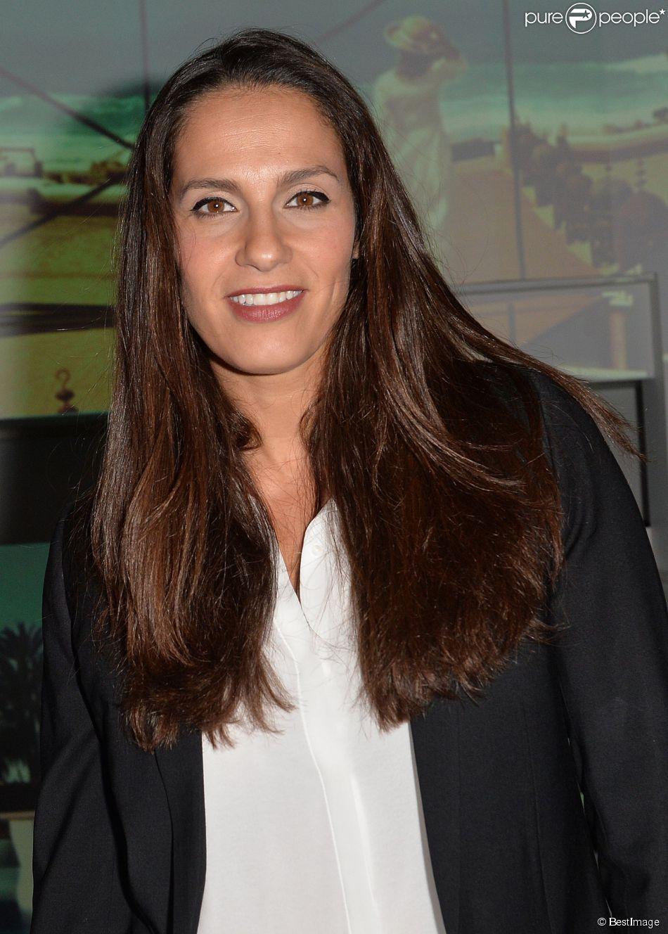 """Elisa Tovati - Soirée """"White by Agadir"""" à la découverte d'Agadir la Blanche à l'Elyséum à Paris, le 25 septembre 2014."""