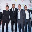 """Tony Parker - 9éme édition du """"Par Coeur Gala"""" à Lyon le 25 septembre 2014."""