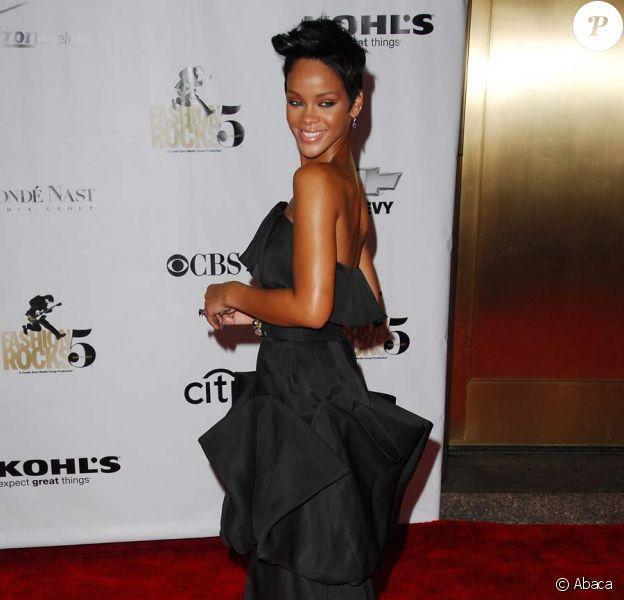 Rihanna au radio City  Music Hall