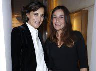 Inès de la Fressange et Zoé Felix: Bonne humeur chez Vivier pour une soirée arty
