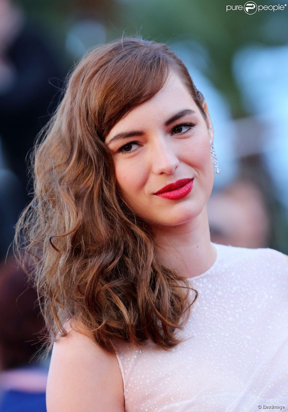 Louise Bourgoin à Cannes le 17 mai 2013.