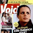 Magazine Voici, en kiosques le 3 octobre 2014.