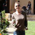 Ellen Pompeo sort déjeuner à Beverly Hills, le 14 mars 2014.