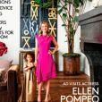 """Ellen Pompeo en couverture du magazine """"Architectural Digest"""" avec sa fille Stella, âgée de 5 ans."""