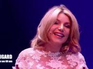 Lola Marois : Robe sexy et mots doux pour les 60 ans de Jean-Marie Bigard