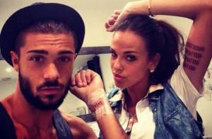 Vanessa et Julien (Les Anges 6): De nouveaux mystérieux tatouages pour le couple