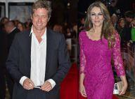 Liz Hurley : Sublime en robe moulante pour soutenir son ex Hugh Grant