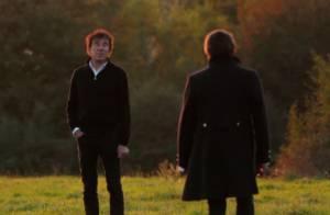 Alain Souchon et Laurent Voulzy, enfin réunis, chantent