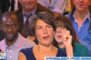 TPMP : Alessandra Sublet, flinguée par les chroniqueurs, leur répond en face !