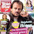 Magazine Télé Star du 18 au 24 octobre 2014.