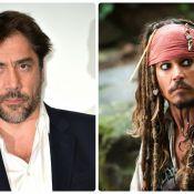 Javier Bardem en méchant face à Johnny Depp dans Pirates des Caraïbes 5 ?