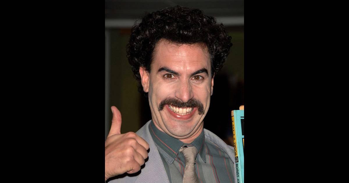 Borat rencontre interview