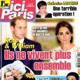 Le magazine  Ici Paris  a annoncé la mort de la grand-mère de Laurent Gerra en octobre 2014.