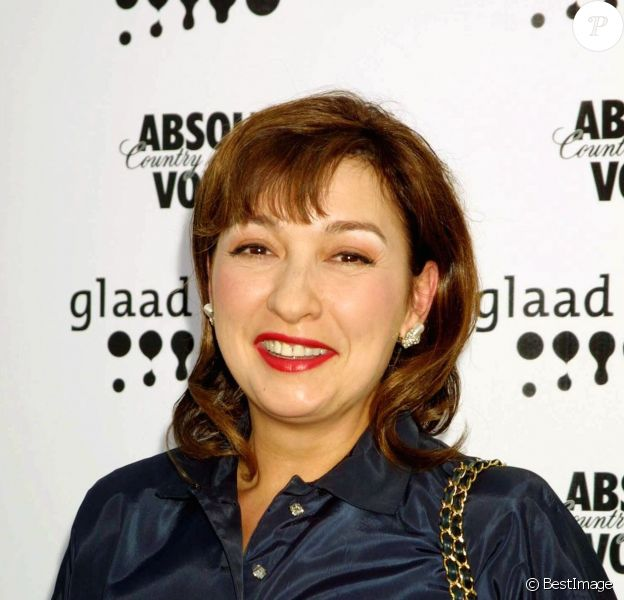 Elizabeth Peña à Los Angeles, le 15 avril 2002.