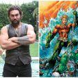 Jason Momoa jouera Aquaman en 2018.