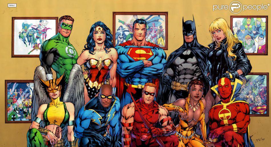 Warner va réunir enfin la Justice League avec deux films réalisés par Zack Snyder.