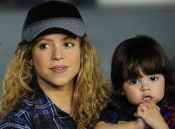 Shakira, enceinte, et Milan : Supporters complices de Gerard Piqué et du Barça