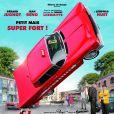Affiche du film Benoît Brisefer - Les Taxis rouges