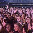 Concert NRJ Music Tour à Paris, le 20 octobre 2014
