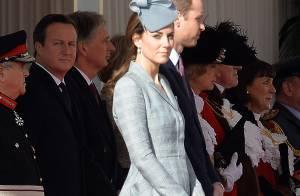 Kate Middleton enceinte : La santé retrouvée, elle affiche un tout petit ventre