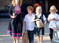 Julia Roberts, maman hippie avec ses trois enfants loin des rumeurs...