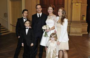 Emilie Dequenne a dit oui à Michel Ferracci : Toutes les photos du beau mariage