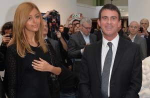 Zahia et Anouchka Delon : Les belles de la Fiac devant Manuel Valls
