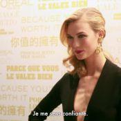 Karlie Kloss : Rencontre glamour avec la belle égérie L'Oréal Paris