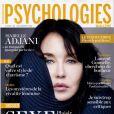 Le magazine Psychologies du mois de novembre 2014