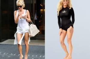 Pamela Anderson pèse 40 kilos : Une perte de poids ''alarmante'' !