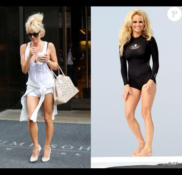 Pamela Anderson : une perte de poids qui inquiète ses proches...