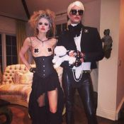 AnnaLynne McCord : Topless, sexy et effrayante pour Halloween