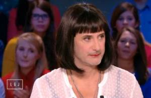 Antoine de Caunes devient une femme pour Romain Duris dans Le Grand Journal !