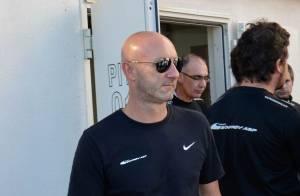 Fabien Barthez hospitalisé, victime d'un malaise