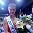 Miss Centre, Amanda Xérès  (en compétition pour le titre de Miss France 2015)