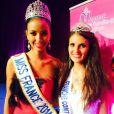 Anne-Mathilde Cali est miss Franche-Comté (en compétition pour le titre de Miss France 2015)