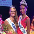 Anne-Laure Fourmont est Miss Provence (en compétition pour le titre de Miss France 2015)