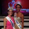 Mondy Laigle est Miss Nouvelle Calédonie (en compétition pour le titre de Miss France 2015)