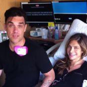 Robbie Williams papa : Le prénom du bébé dévoilé... avec un nouveau sketch !