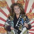 """Marianne James - Générale de la comédie musicale """"Love Circus"""" au théâtre des Folies Bergère à Paris, le 28 octobre 2014."""