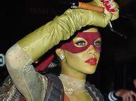 Rihanna : Tortue Ninja sexy, la star sort l'artillerie lourde !