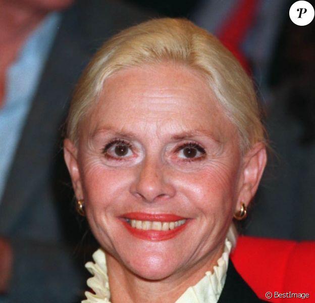 Christiane Minazzoli lors des Dicos d'or le 7 novembre 1993 à Poitiers
