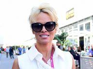 Pamela Anderson : Atout charme du Grand Prix des Etats-Unis devant Keanu Reeves