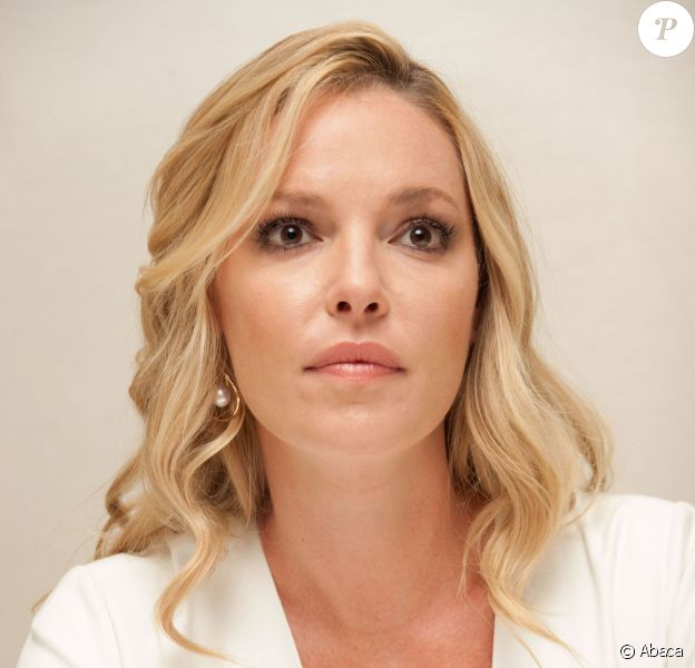 Katherine Heigl à Los Angeles, le 6 octobre 2014.
